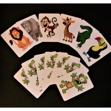 Ultimate Homing card: Zoo Animals