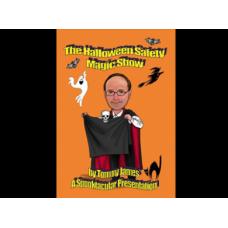 Halloween Safety Magic Show DVD